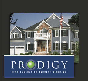 Prodigy – Next Generation Insulated Siding