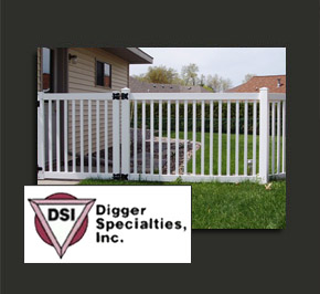 Courtyard Aluminum Fencing